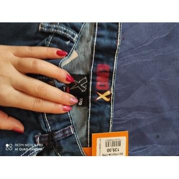 Spodnie młodzieżowe chlopiece