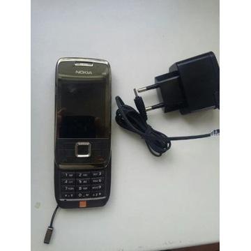 Nokia E66 + pudełko + Jabra Talk full zestaw.