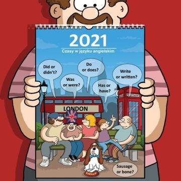kalendarz scienny 2021