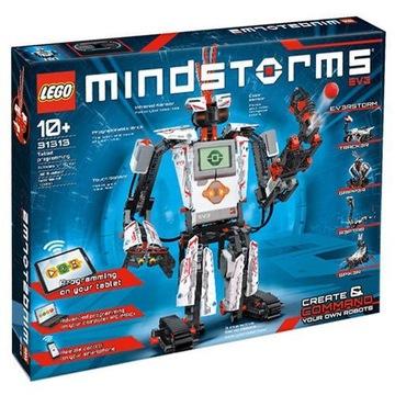 LEGO MINDSTORMS EV3 31313 klocki