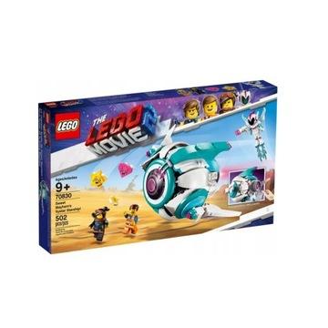 LEGO MOVIE 2 Gwiezdny statek Słodkiej Zadymy 70830