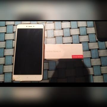 Huawei redmi note 4