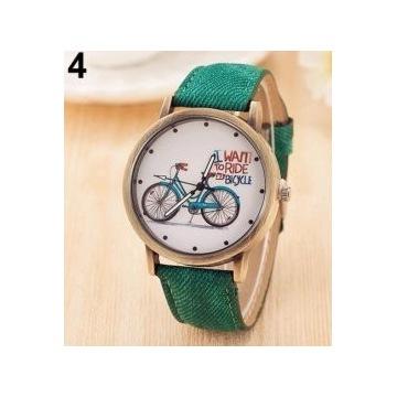 Zegarek z motywem rowerowym rower bike, likeMyBike