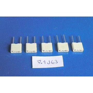 kondensatory 1J63 5szt