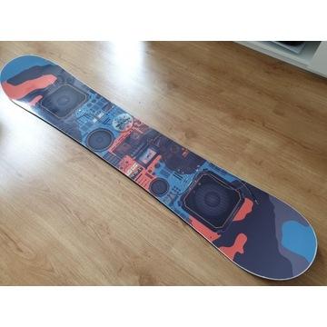 Deska snowboard DC PBJ 157 cm allmountain camber