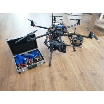 DRON DJI NAZA FUTABA + Baterie OKAZJA