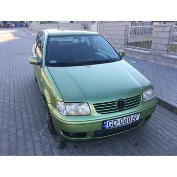 VW POLO 1.9 SDI  65 KM, 2000 r