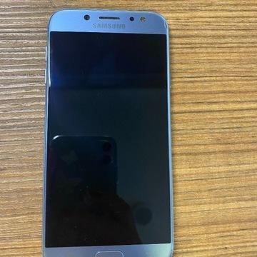 Samsung J7 2017 16GB DualSIM Blue Silver