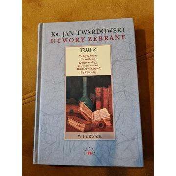 Jan twardowski utwory zebrane