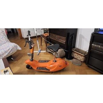 Elektryczna hulajnoga E-scooter