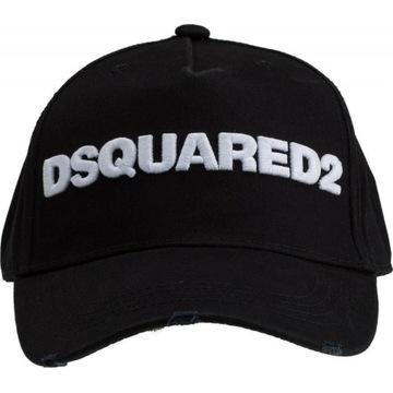 Czapka z daszkiem dsquared2