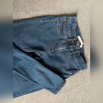 Jeansy george skinny r. 6-8 xs