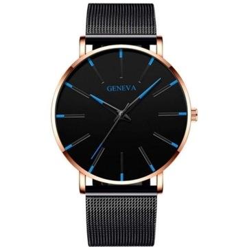 Efektowny zegarek męski