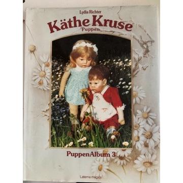 Stara lalka - album piękne ilustracje