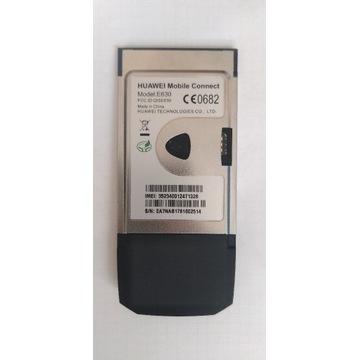 Karta modemowa BLUECONNECT Huawei model E630