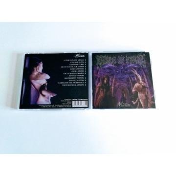 "CRADLE OF FILTH - ""MIDIAN""  CD"
