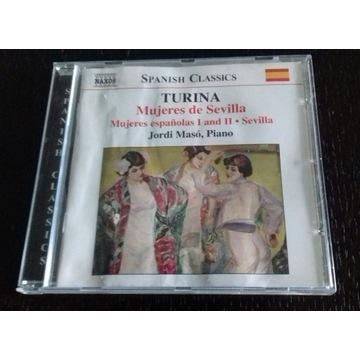 Turina Mujeres de Sevilla Piano Music