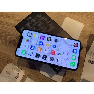 J.NOWY Apple iPhone 11 Pro MAX 64gb AirPods.GWAR.