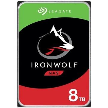 Dysk HDD IronWolf 8 tb