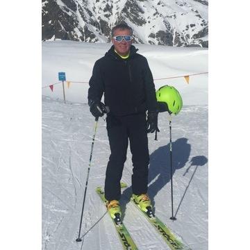 Mountain Force - kurtka i spodnie narciarskie