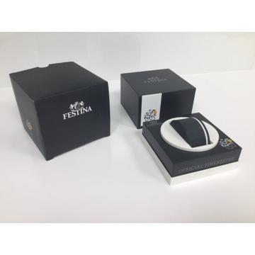 Oryginalne pudełko do zegarka Festina