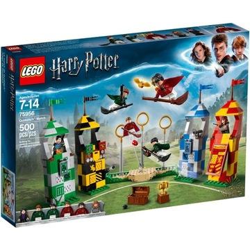 LEGO 75956 Harry Potter - Mecz quidditcha