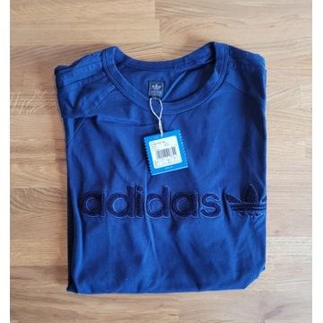 T-shirt Adidas L NOWY
