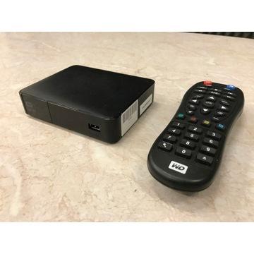 WD TV CH3 odtwarzacz multimediów