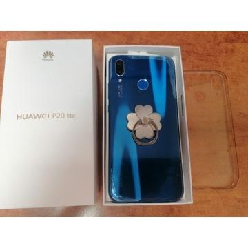 Smartfon Huawei P20 Lite 4/64 GB dual sim nieb.