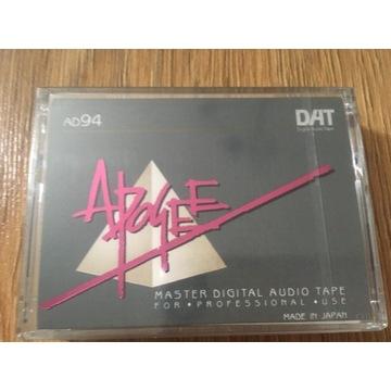 Zestaw 10 kaset DAT Apogee, 94 min, nowe!