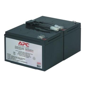Akumulator Bateria 2 x 12V  APC (RBC6) BACK - UPS