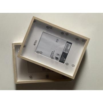 Ramki IKEA HOVSTA 21x30 2 szt nowe