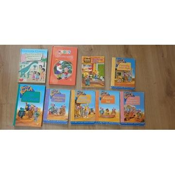 Zestaw książek Bracia Koala,Noddy i Bob Budowniczy
