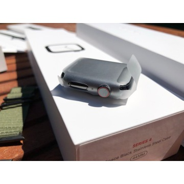 NOWY Apple watch 4 44mm cellular LTE + stainless