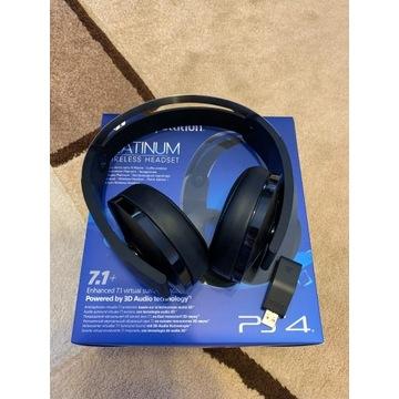 Sony PlayStation Wireless Platinium Headset
