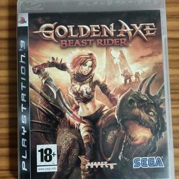 Gra PS3 Golden Axe Beast Rider