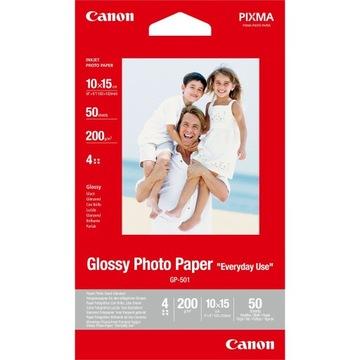Canon GP-501 10x15 Papier fotograficzny 50 arkuszy