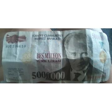 5000000 turcja