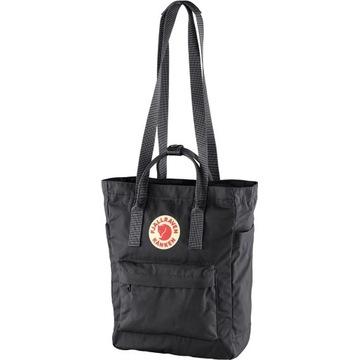 Kanken Totepack torba/plecak BLACK czarny