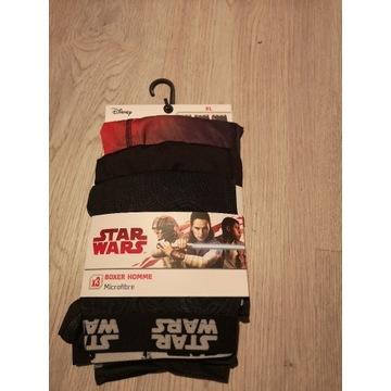 Bokserki Disney Star Wars bokserki męskie roz. XL