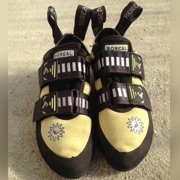 Buty wspinaczkowe Boreal Sol jak nowe
