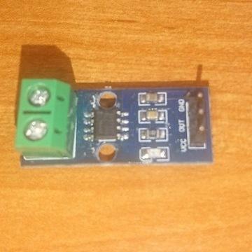 ACS712 czujnik prądu