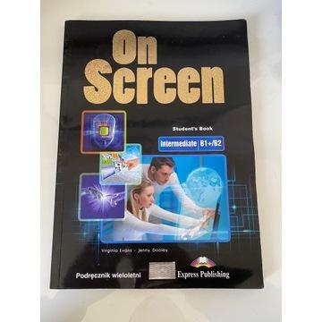 On Screen Intermediate b1+/b2 Zestaw