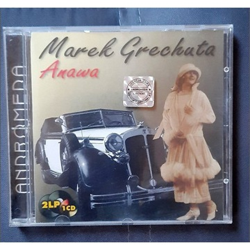 Marek Grechuta Anawa  CD