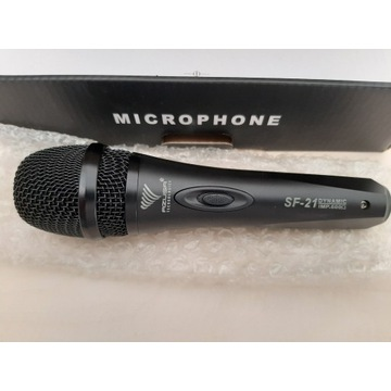Profesjonalny mikrofon dynamiczny AZUSA SF-21