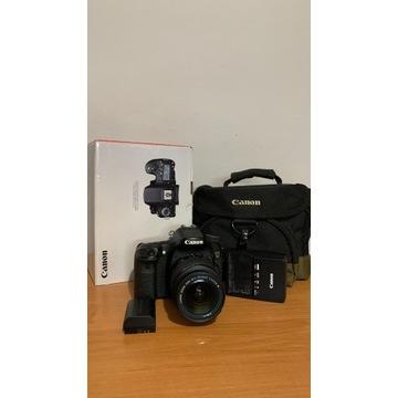 Aparat Canon EOS 70D - do negocjacji