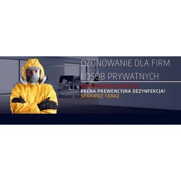 Ozonowanie Aut - Białystok - Z dojazdem do Klienta