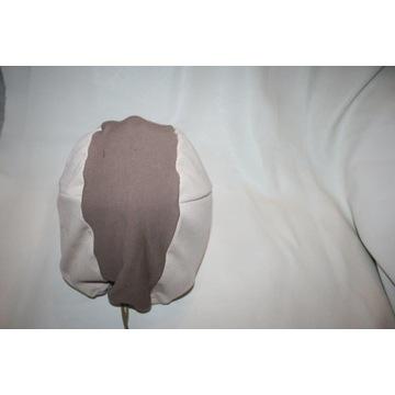 Pokrowiec worek na kask motocyklowy hełm moca beż