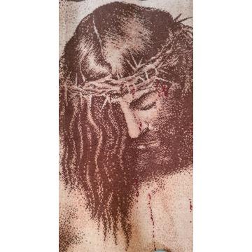 Dywan Makatka Jezus Chrystus