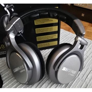 Słuchawki Shure SRH940